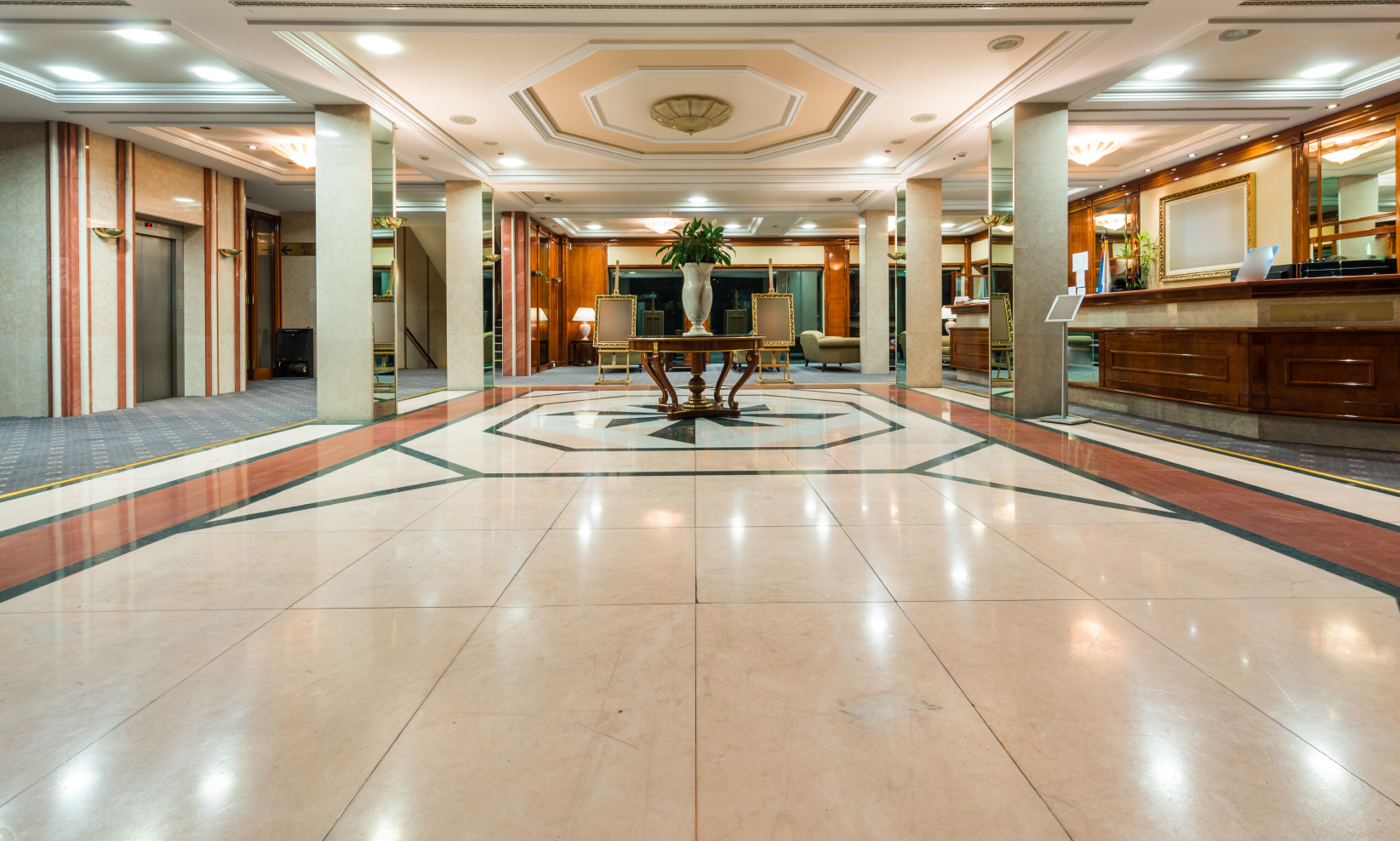 hospitality and assisted living flooring by KV Flooring